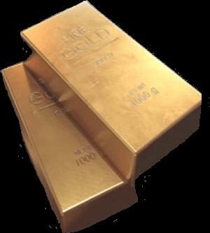 Gold Bars, $50M